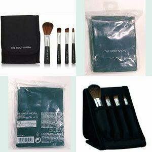 New Body Shop Mini Brush Kit